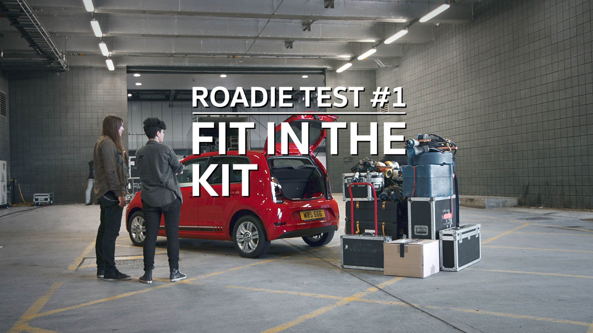 The Roadie Test