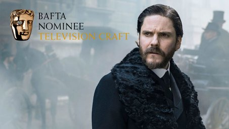 BAFTA TV Craft Nomination for The Alienist